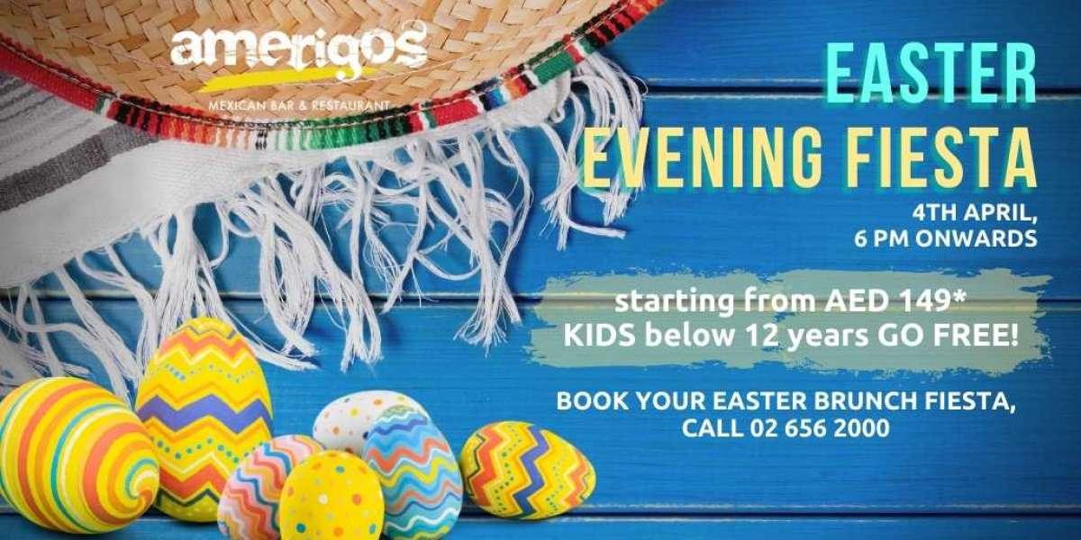Easter Evening Fiesta