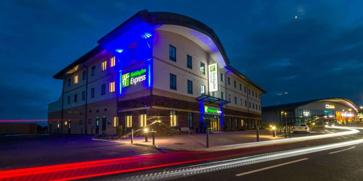 The Growth of Holiday Inn Express Shows Brand Momentum in Europe