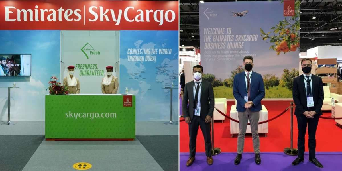 Emirates SkyCargo Participates in Gulfood 2021 to Showcase its Support for the International Food and Beverage Industry