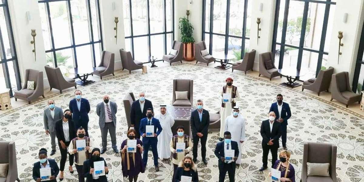 Bab Al Qasr Hotel – First Hotel to receive Abu Dhabi Specialist Certification