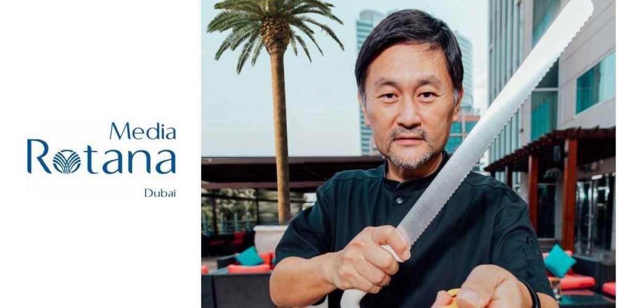 Anders Groenholm to Helm Kitchens at Media Rotana, Dubai, as New Executive Chef