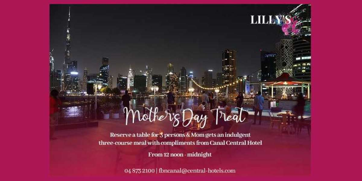 Treat Your Mom with a Sumptuous 3-course Meal at Lilly's Social House
