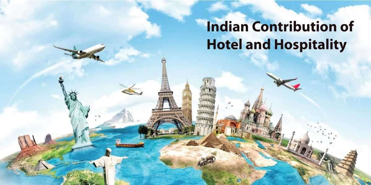 Huge Contribution of Tourism and Hospitality Industry in India