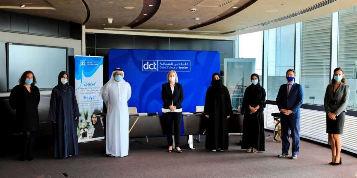 Dubai College of Tourism and Jumeirah Group Form Partnership to Support the Industry's Next Generation Workforce