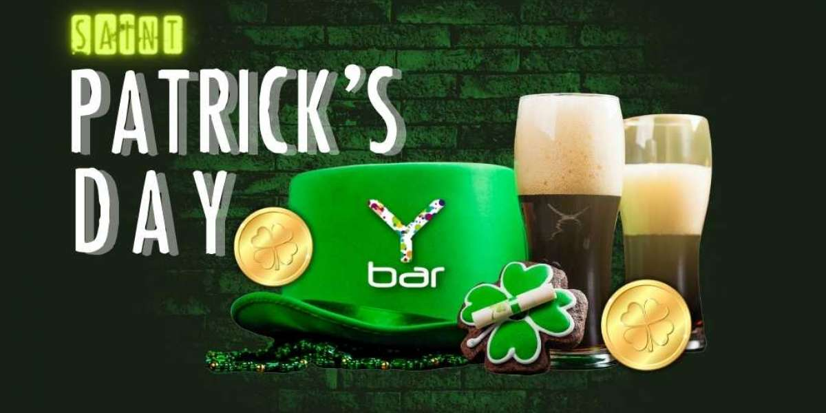 Drinks, luck and Irish vibes on St. Patrick's Day