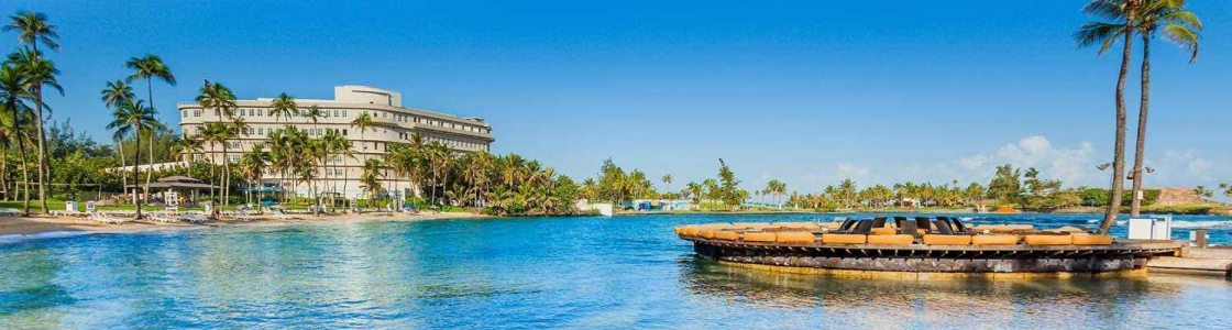 Caribe Hilton Cover Image