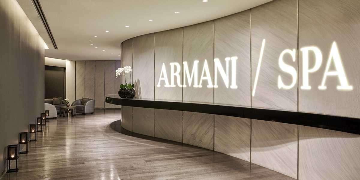Mom's Spacation at Armani Hotel Dubai