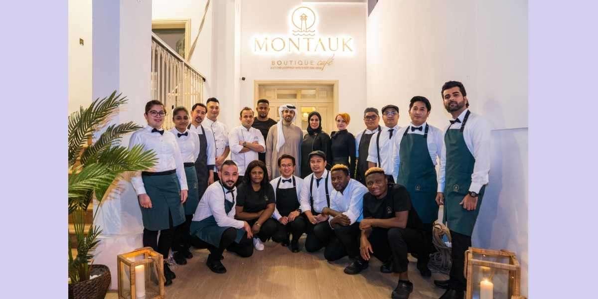Montauk Boutique Café & Restaurant, Abu Dhabi Reveals its Grand Opening