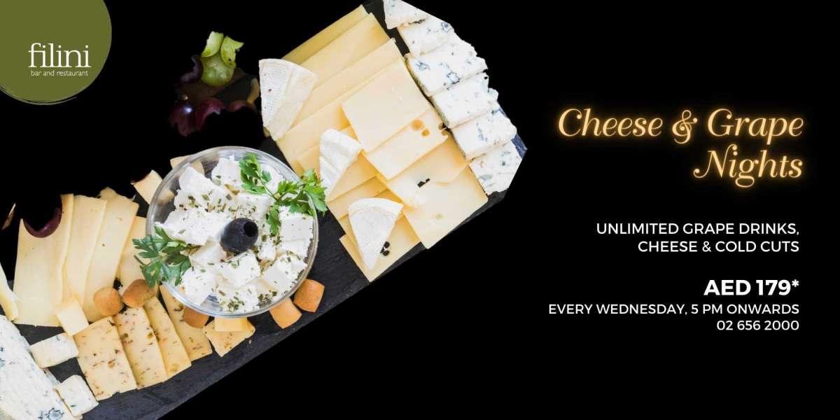 Cheese & Grape Nights