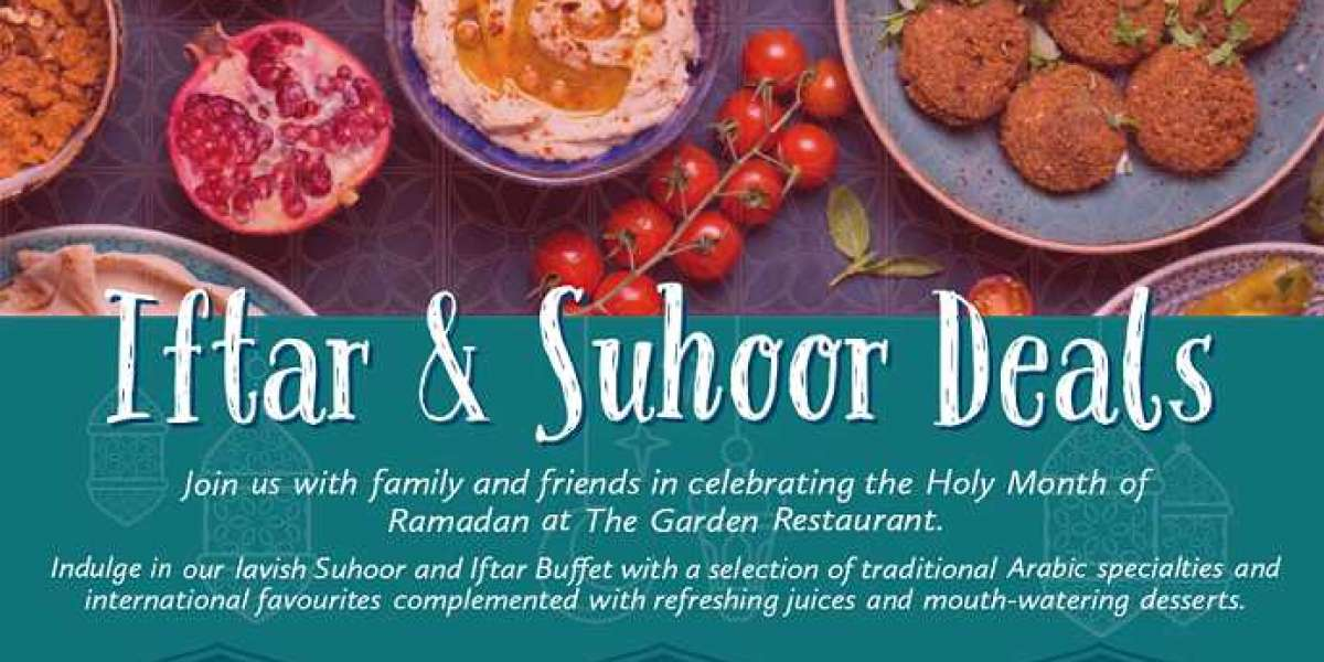 Iftar & Suhoor Deals
