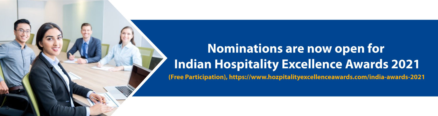 Indian Hospitality Excellence Awards 2021 Cover Image