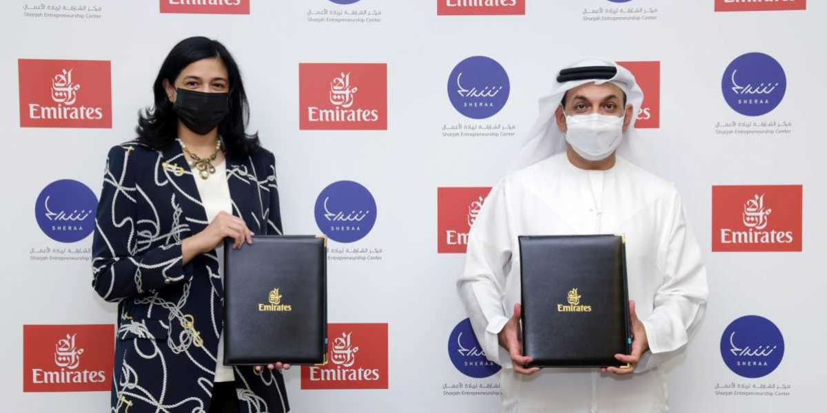 Emirates and Sheraa sign MOU to Cultivate Startup Ecosystem and Support the Next Generation of Entrepreneurs