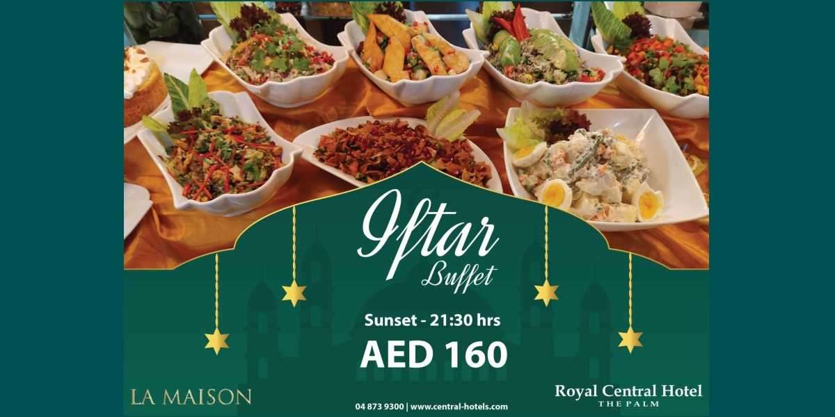Embrace the Spirit of Ramadan at Royal Central The Palm