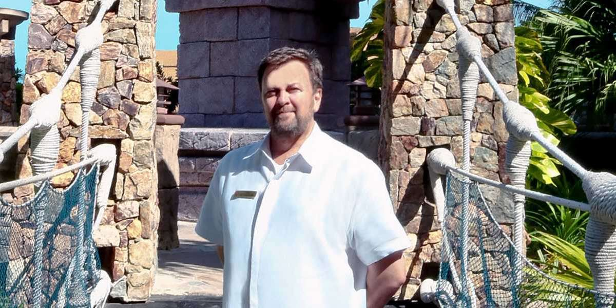 Centara Hotels & Resorts Appoints Wayne Duberly as Area General Manager