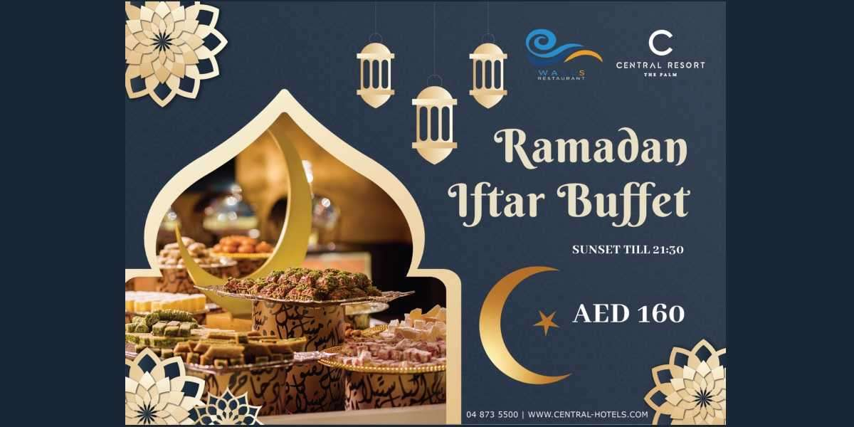 A Ramadan to Remember at C Central Resort The Palm