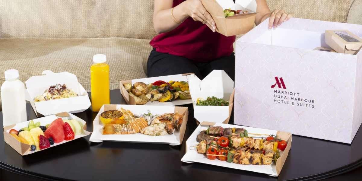 Ramadan Offers at Dubai Marriott Harbour Hotel & Suites