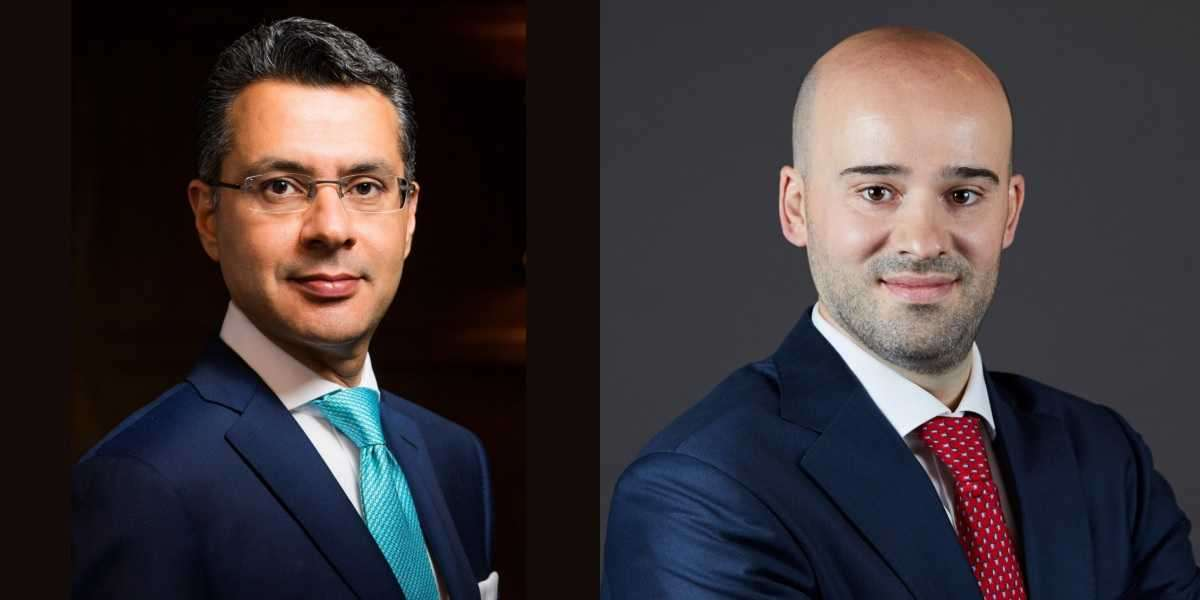 Marriott International Appoints Sandeep Walia as COO for the Middle East and Jerome Briet as CDO for EMEA