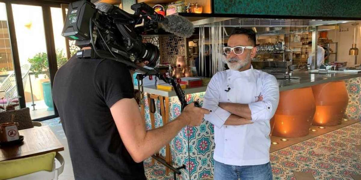 Vineet Bhatia Tells CNN about his Special Ingredient from Dubai