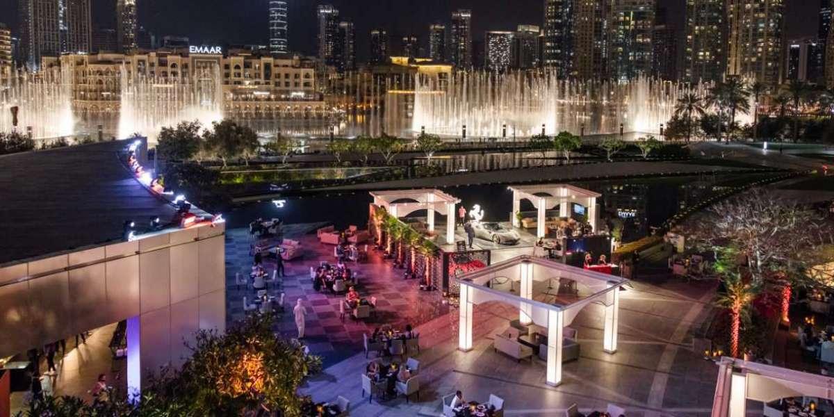 Embark on an Iftar Culinary Journey with Armani Hotel Dubai