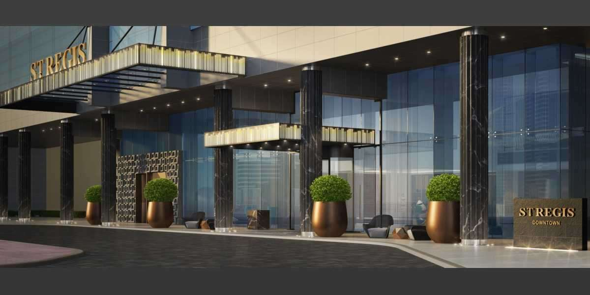 Marriott International Set to Expand its Luxury Portfolio in the UAE with the Signing of the St. Regis Downtown Dubai