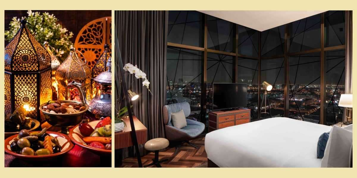 Celebrate the Holy Month of Ramadan at DoubleTree by Hilton Dubai M Square