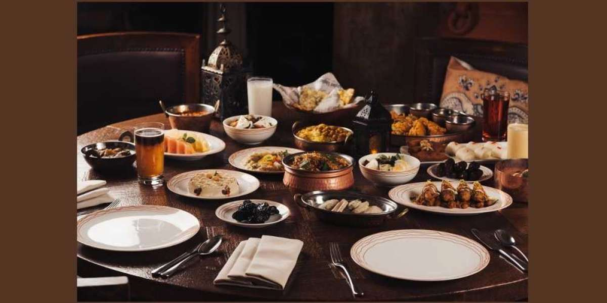 Celebrate Ramadan in 5-star Venues throughout the Holy Month