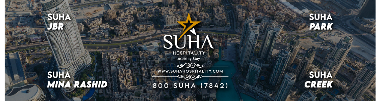 Suha Hospitality Cover Image