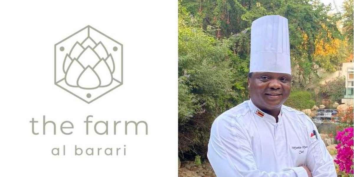 Muchineripi Masungure Named New Executive Chef at The Farm