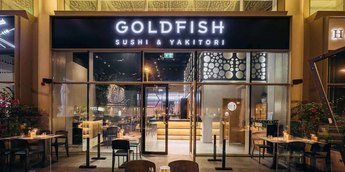 Goldfish Sushi & Yakitori Launches Home Delivery and Takeaway Service