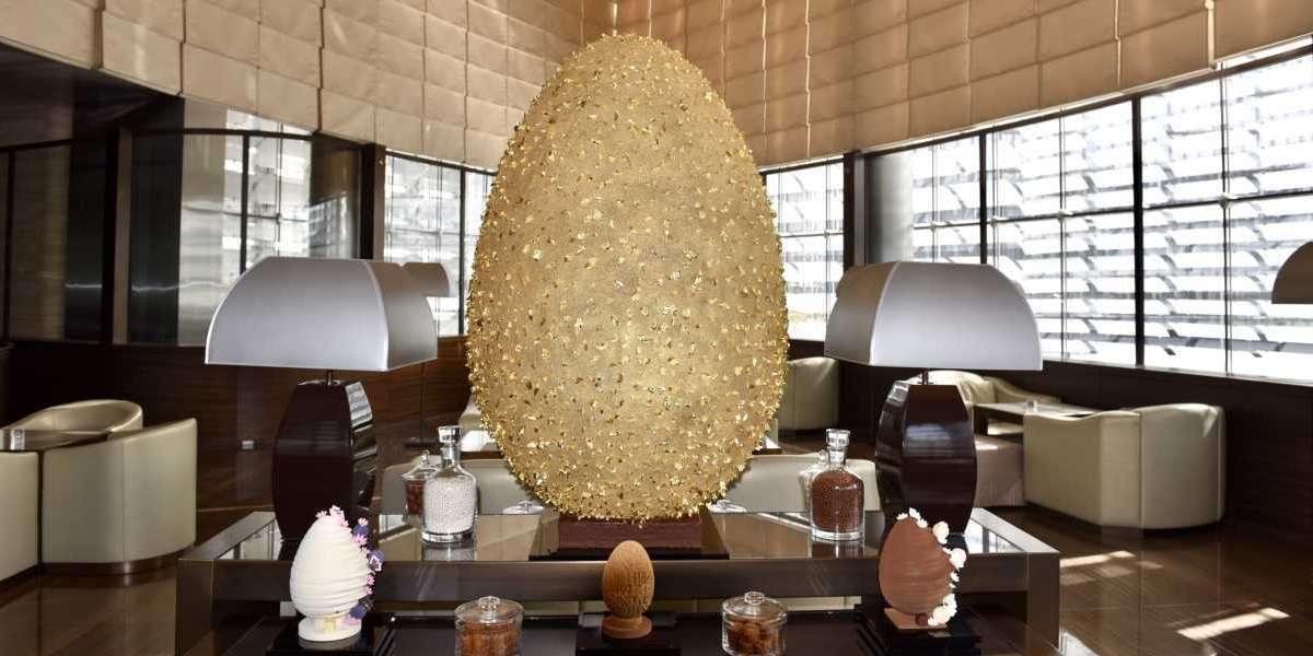 Celebrate Easter at the Armani Hotel Dubai