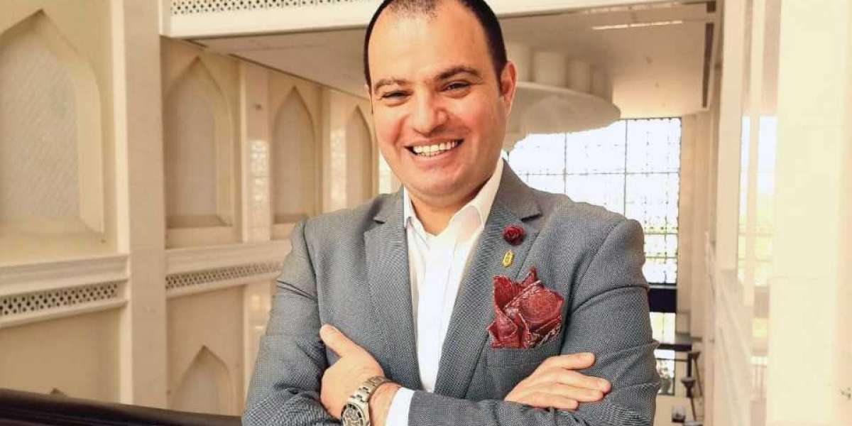 Bab Al Qasr Hotel & Residences Appoints Food & Beverage Director Elias Saad to Revamp its Culinary Experience