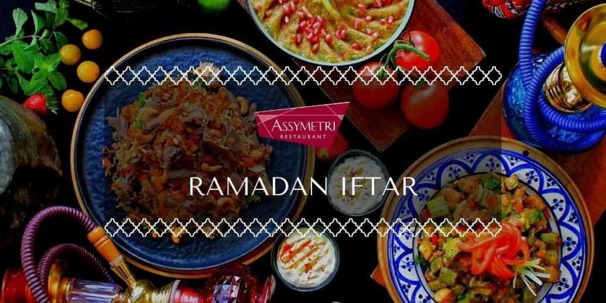 Ramadan Iftar @ Assymetri