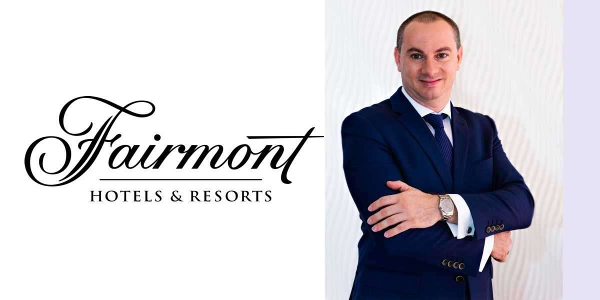 Kosta Kourotsidis Appointed Cluster General Manager for Fairmont's Three UAE Properties