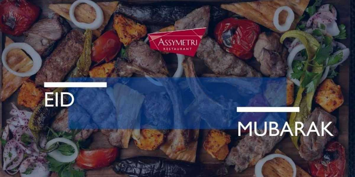 Celebrate Eid at Assymetri