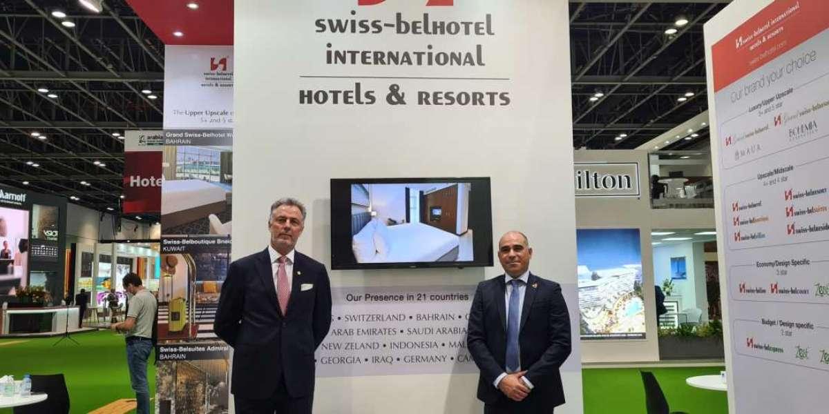 Swiss-Belhotel International Puts Up a Strong Show at the Arabian Travel Market 2021