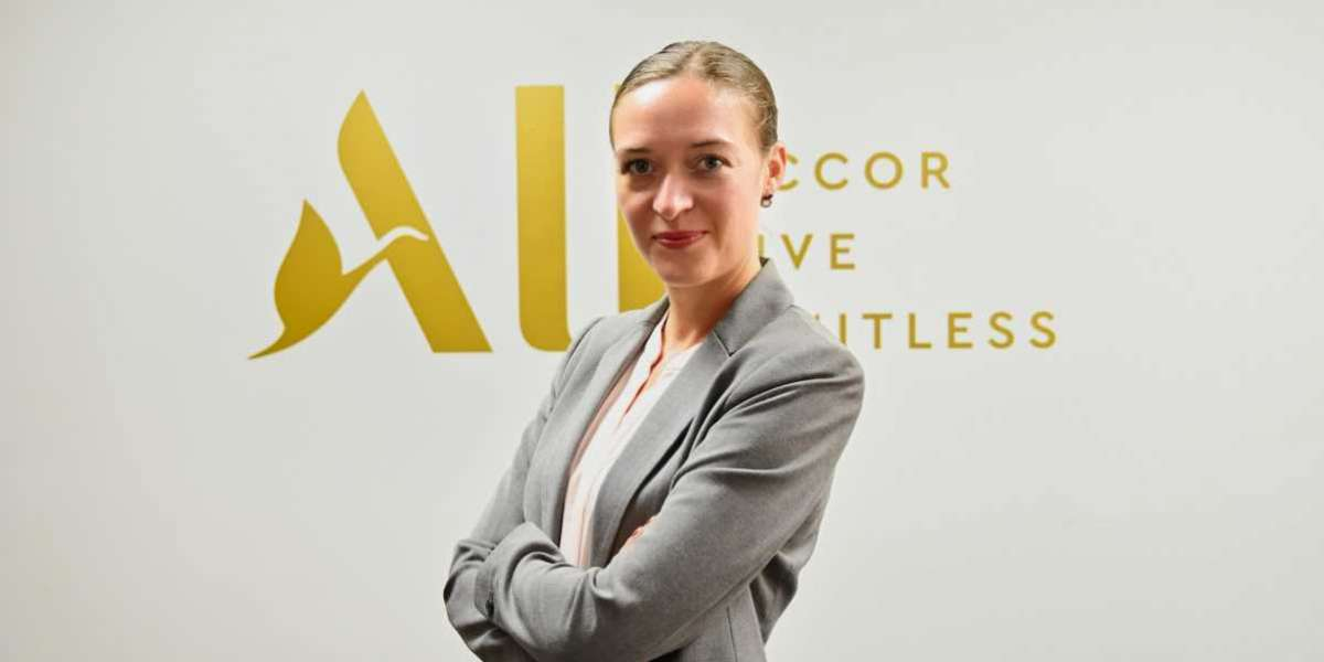 Laura Nicli, Hotel Manager of Novotel Suites Dubai Mall of the Emirates & Ibis Mall of Emirates