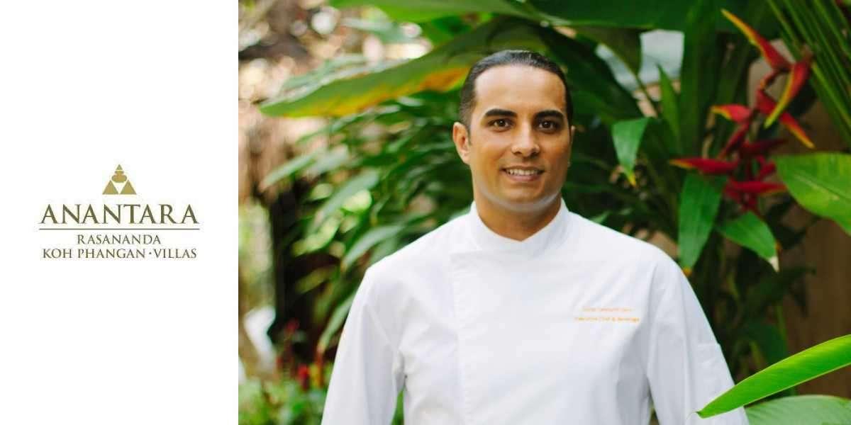 Anantara Rasananda Koh Phangan Villas Welcomes Executive Chef Lucas Leonardi Varin