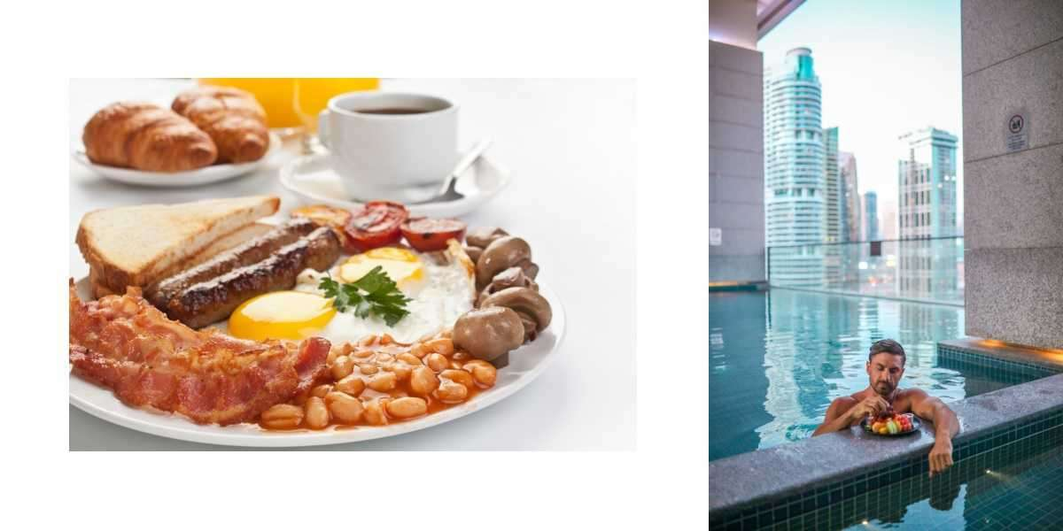 Elevate Your Weekend Plans with the Breakfast and Swim Package at Bonnington Hotel, JLT