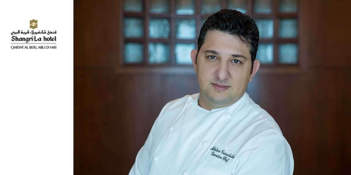 Shangri-La Hotel and Traders Hotel, Qaryat Al Beri, Abu Dhabi Welcome New Executive Chef