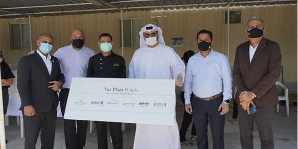 Yas Plaza Hotels shares the blessings of Ramadan with Yas Island workers
