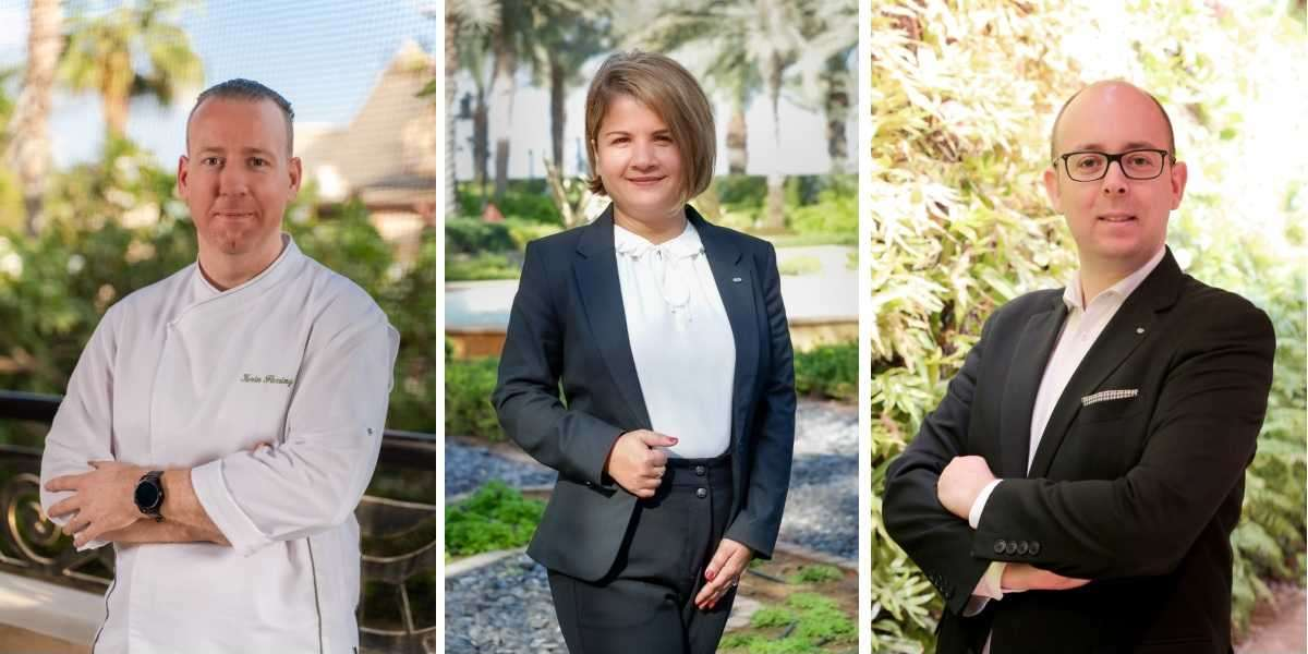 Sofitel Dubai The Palm Announces New Team Appointments