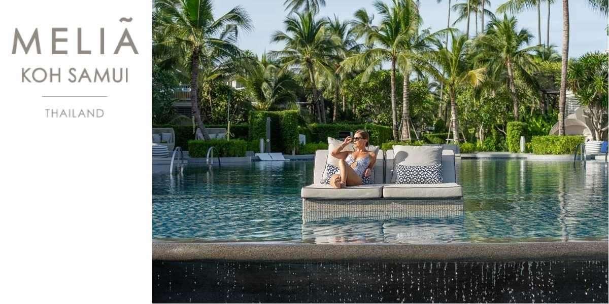 Meliá Koh Samui Resort Unveils 'Isolation Indulgence' Package