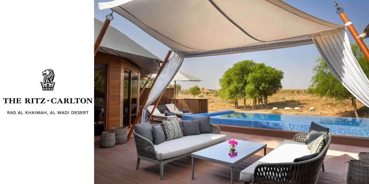 Escape to a Private Pool Villa at The Ritz-Carlton Ras Al Khaimah, Al Wadi Desert this Summer