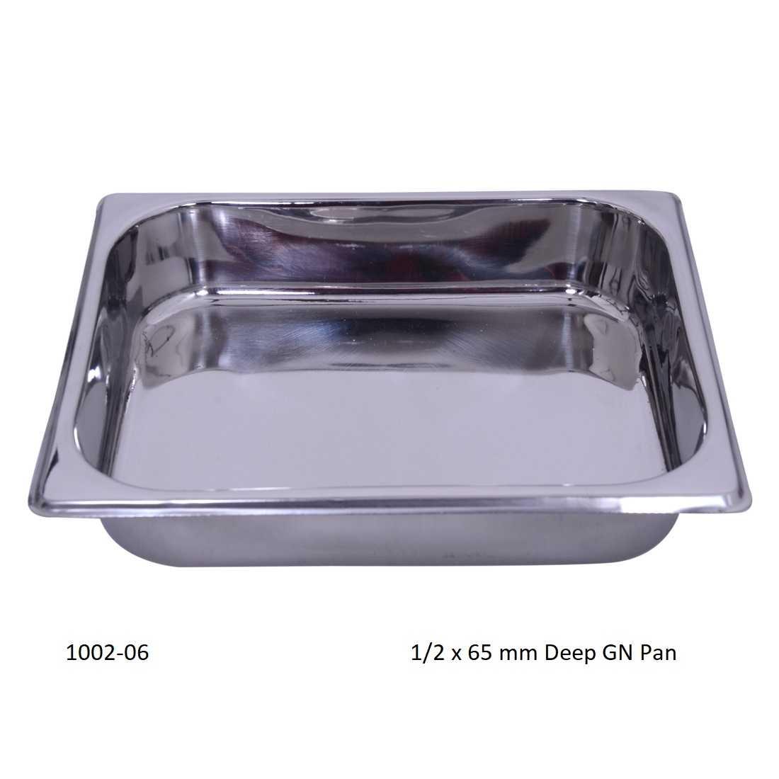 Steello 1/2 x 65 mm Deep GN Pan's Product catelog
