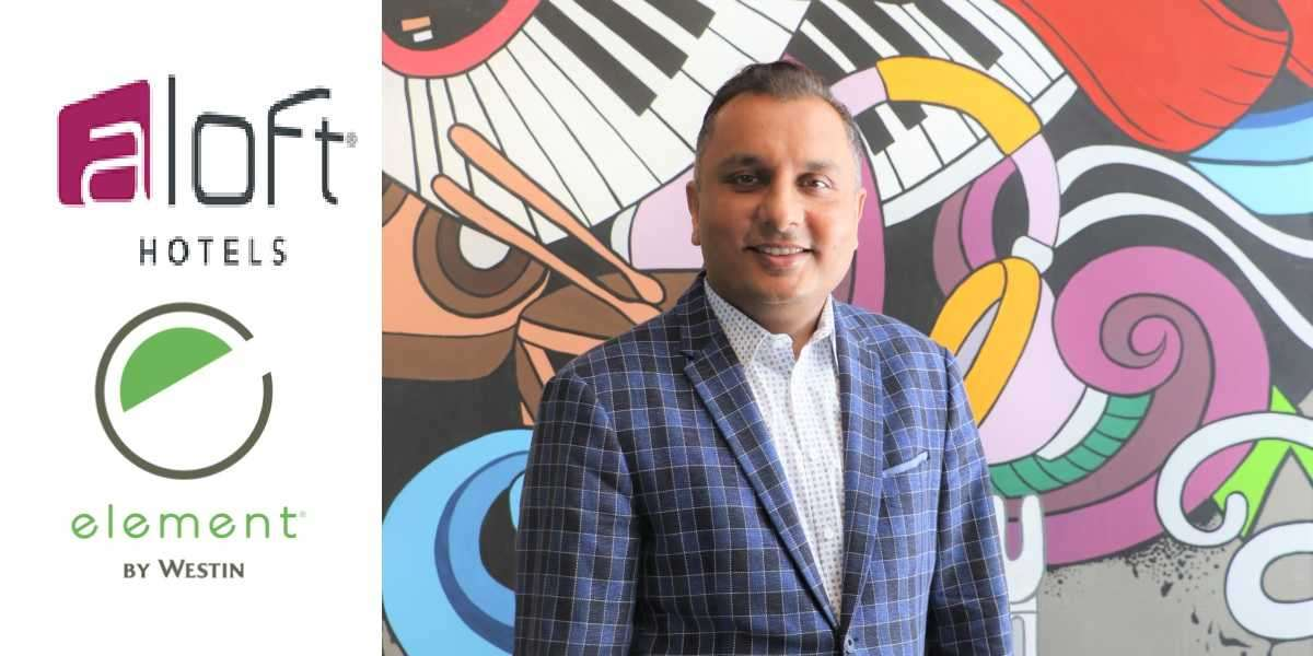 Marriott Announces Appointment of Bhavesh Rawal as Hotel Manager of Aloft Al Mina and Element Al Mina in Dubai