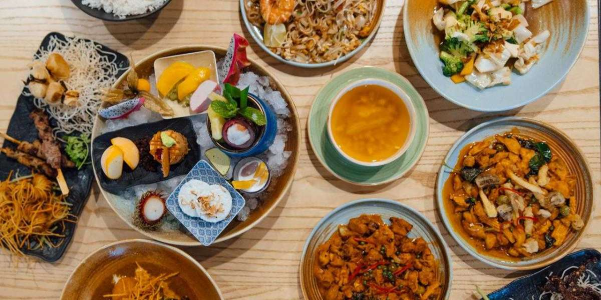 Brunch in the Heart of Dubai Marina with the All-New Charm Thai Dancing ThaiGer Experience