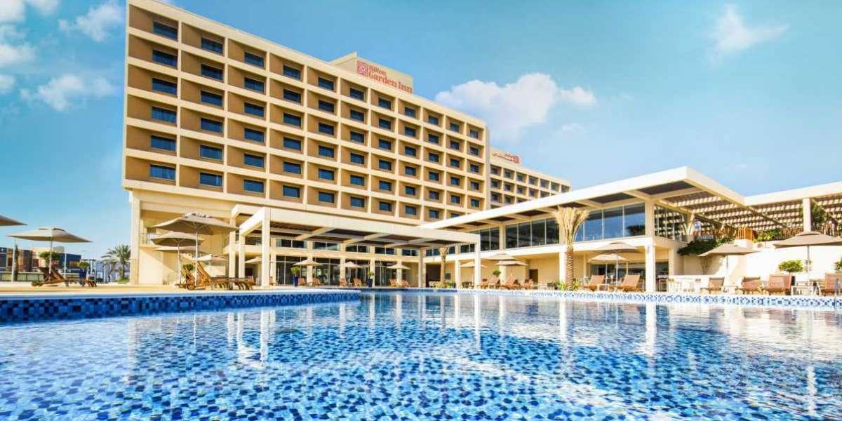 Dive into Pool Day Season at Hilton Garden in Ras Al Khaimah!