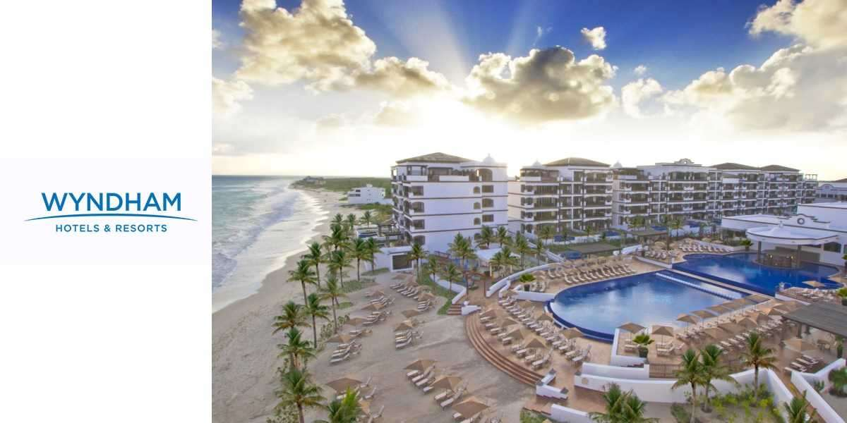 Wyndham Hotels & Resorts Debuts 21st Brand, Registry Collection Hotels, with Grand Residences Riviera Cancun
