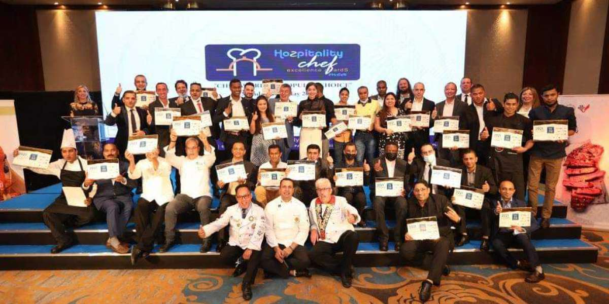 A Successful Night to Remember During the 4th Middle East Chef Excellence Awards 2021