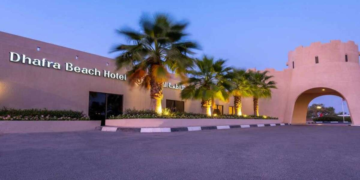 It's the Sun and the Sand this Summer at Dhafra Beach Hotel